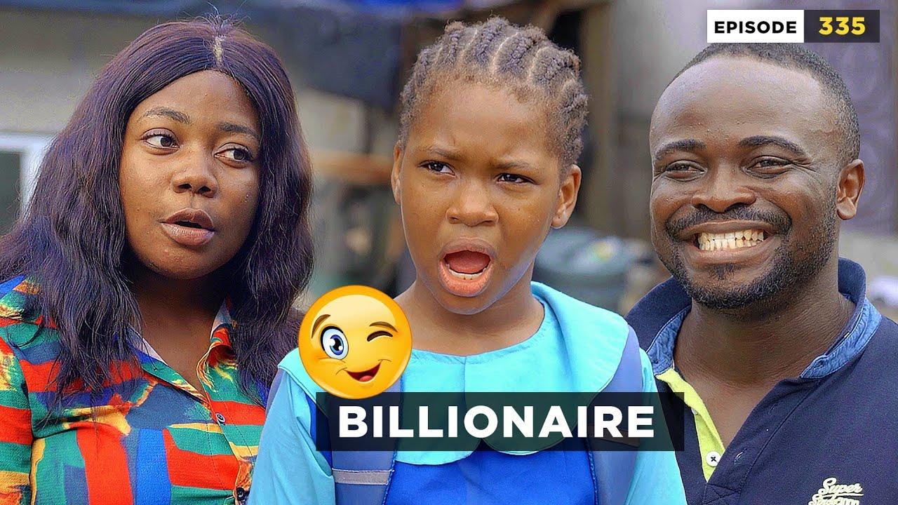 Billionaire  Episode 335 Mark Angel Comedy
