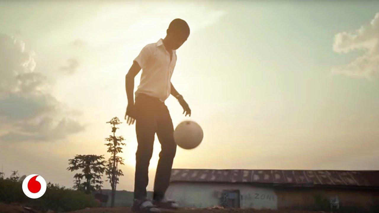 Un balón de fútbol que genera energía en cada remate