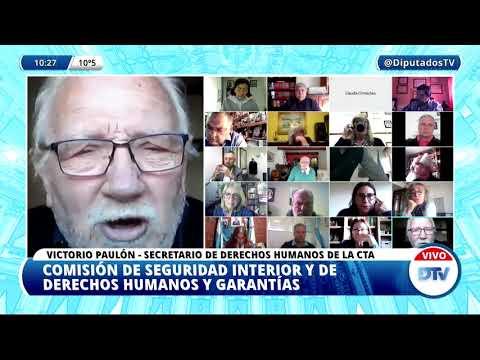 VIDEOCONFERENCIA EN VIVO: H. Cámara de Diputados de la Nación - 17 de mayo de 2021