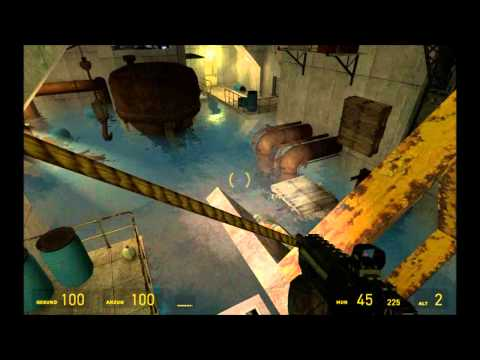 Let's play HL 2 MODS: Offshore Part 9