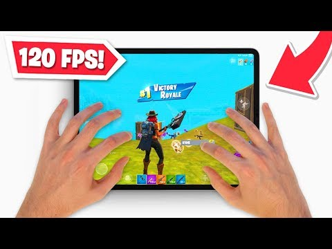*new* 120 Fps On Mobile Fortnite! Better Than Console?