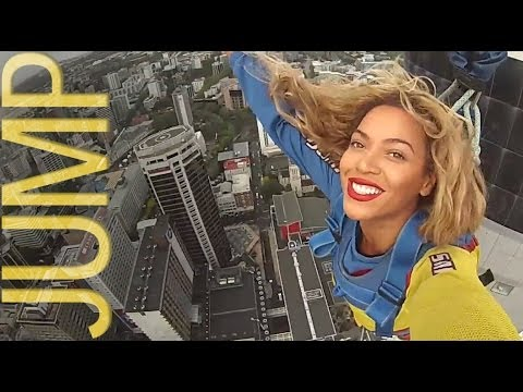 The Mrs. Carter Show: The Big Jump!