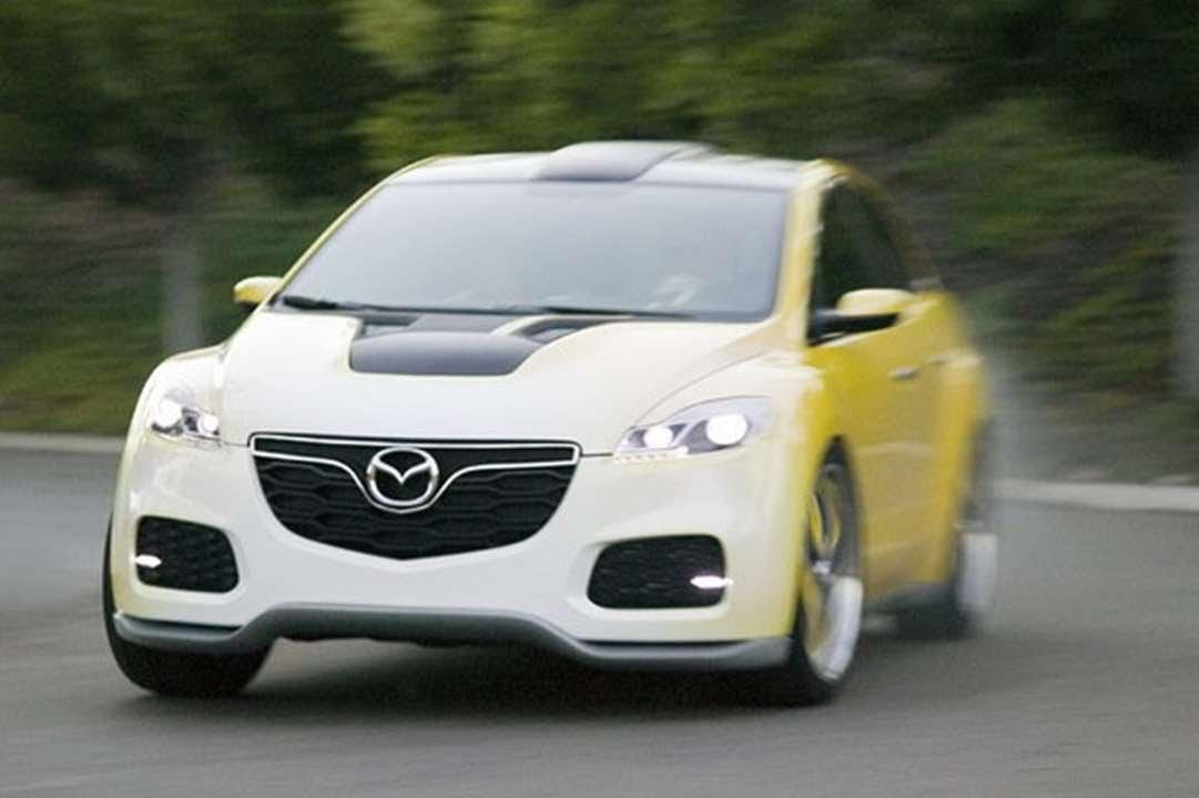 #1358. Mazda cx 7 adrenaline 2006 (Prototype Car)