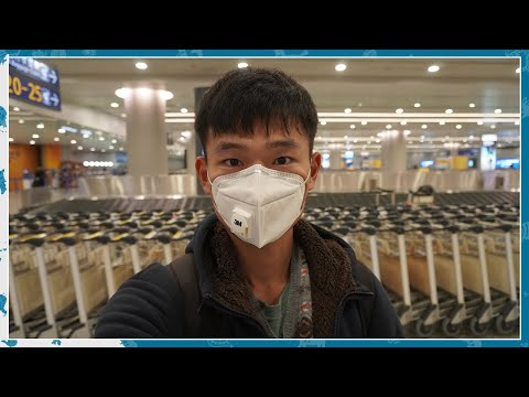 Back To Shanghai China During The Outbreak Of Wuhan Coronavirus