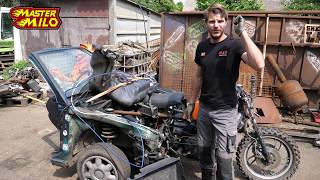 Cooling system - Build a TRIKE in your backyard! pt3