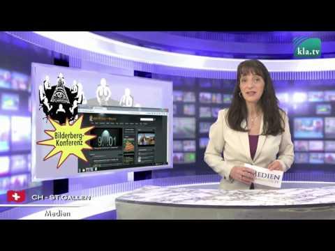 Vertuschungstaktiken der Bilderberg Konferenzen - 2016 in Dresden