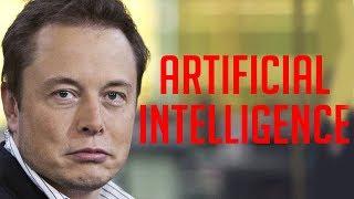 Elon Musk explains the Danger of AI