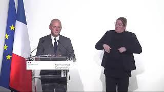 COVID-19 | Conférence de presse, 1er avri 2020, par le Directeur général de la santé