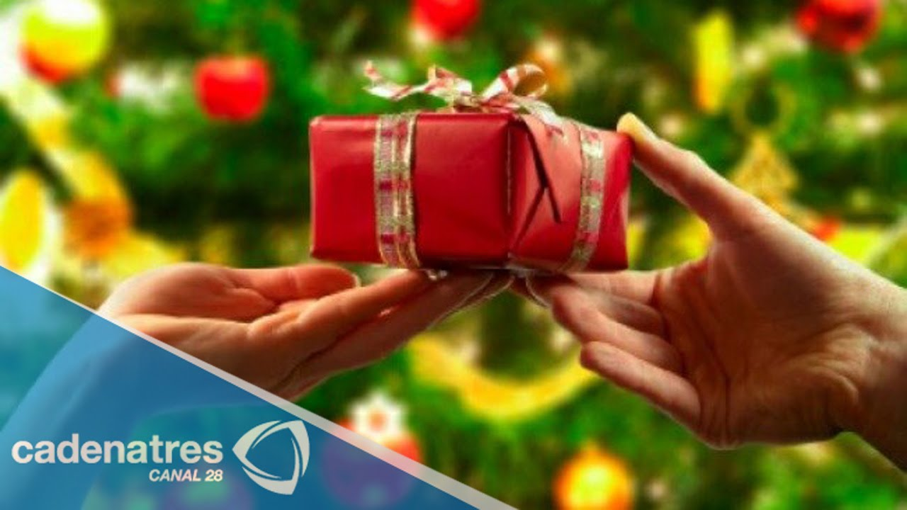 ¿Porqué compras en Navidad?  consumismo navideño.