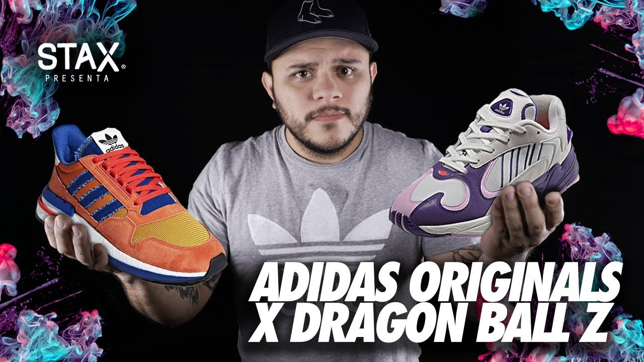 Sneakers Adidas Orignals x Dragon Ball Z Freezer #adidas