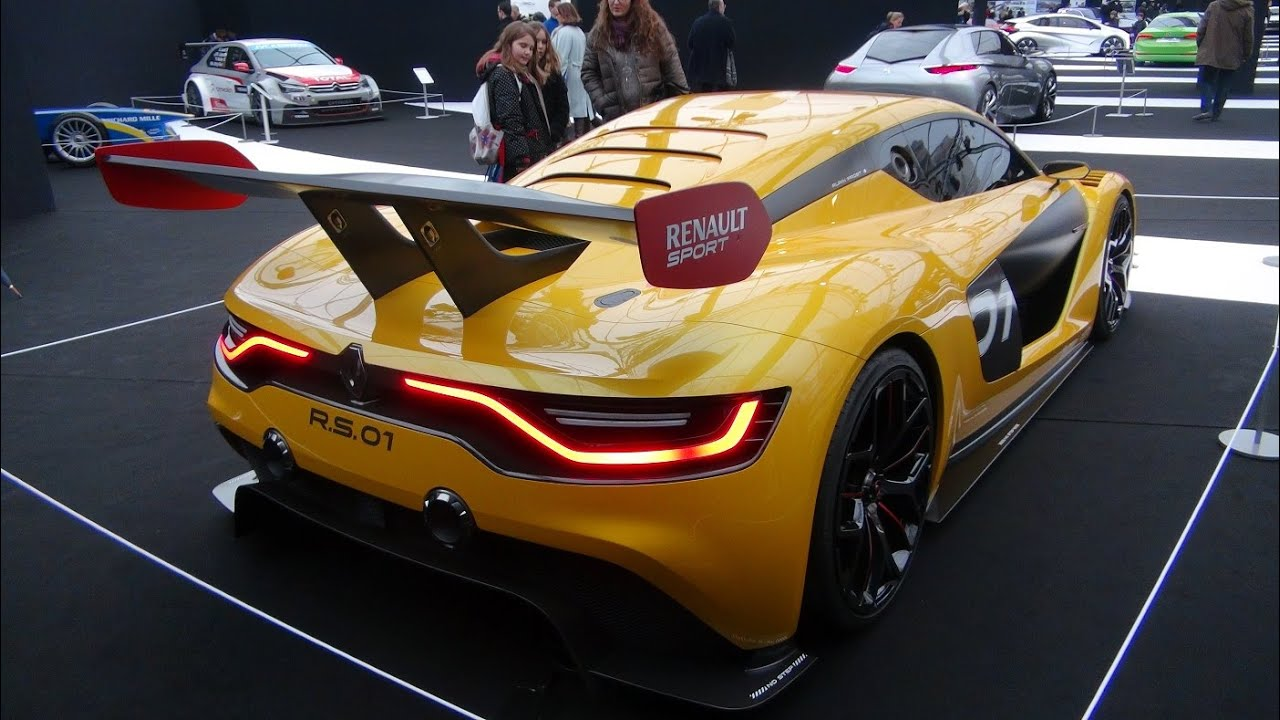 Gta Car Wallpaper Renault Sport Rs 01 Youtube