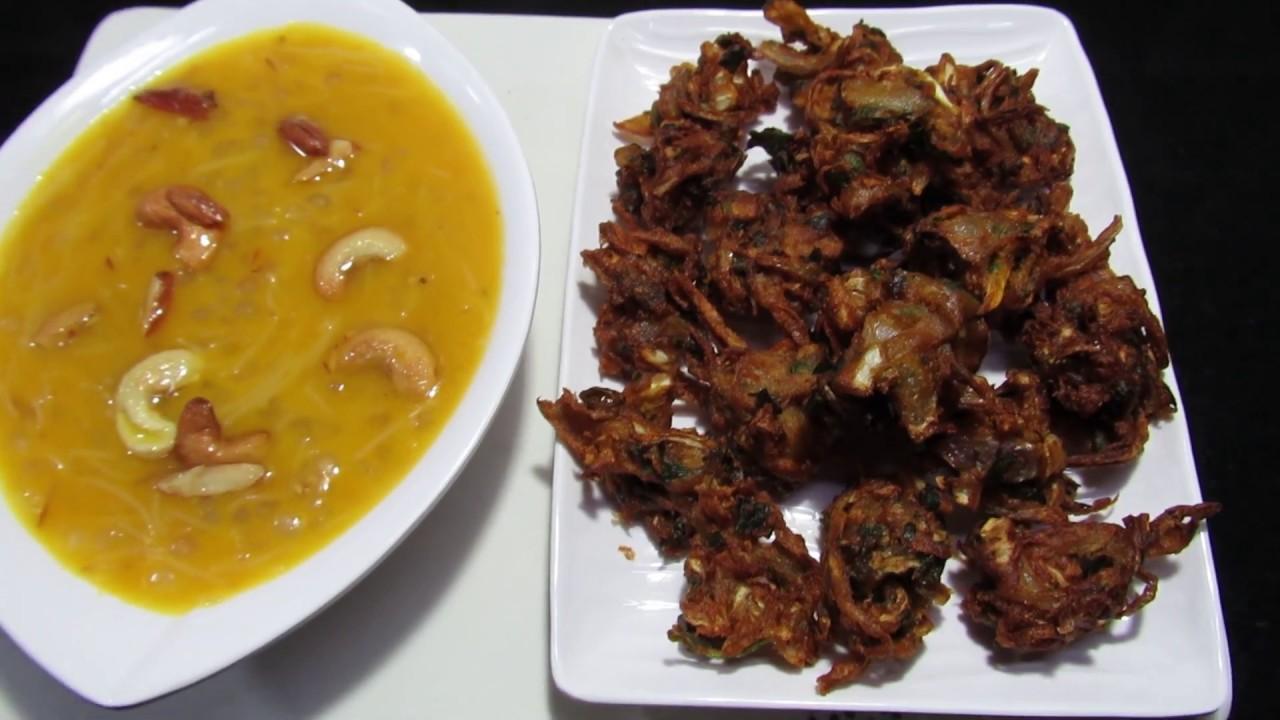 EVENING TEA TIME SNACKS /MANGO KHEER PAKODA RECIPE