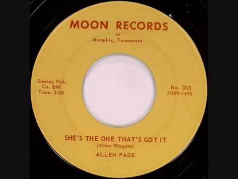 Allen Page-She