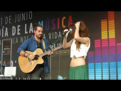 Andrés Suárez - Tal vez te acuerdes de mi (Día de la Música) 21-6-2017