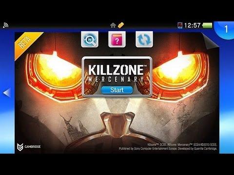 Killzone mercenary beta