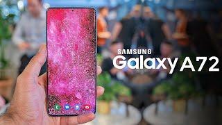 سامسونج تتلاعب في السوق || Galaxy A72