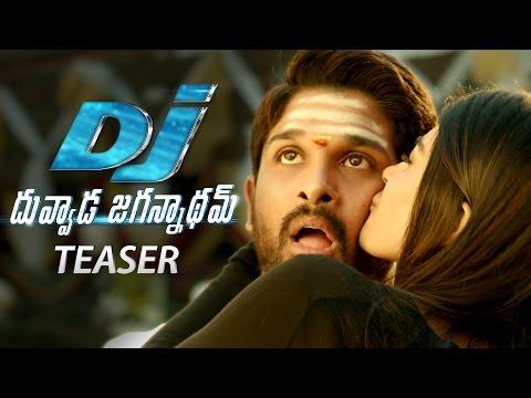 Allu Arjun @ DJ (Duvvada Jagannadham) 1st Teaser
