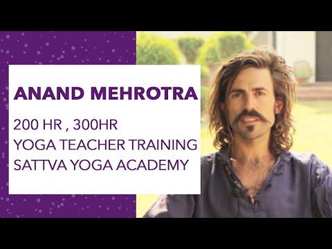 200 hr , 300hr Yoga teacher Training at Sattva Yoga Academy, Rishikesh