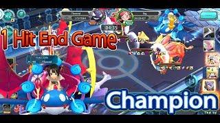 Đấu Trường Champion Cùng Team Đoạt Mệnh Với Sức Mạnh Lunala-Bá Chủ|Lunala Overlord