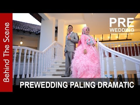 POST WEDDING PALING DRAMATIC DI NONGSA POINT MARINA RESORT BATAM VLOG # 32