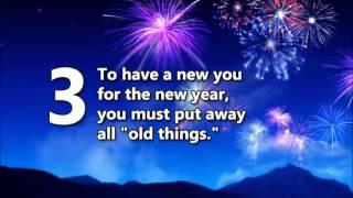 Inget nyår utan en ny du (Swedish)
