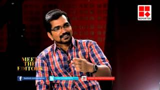 Meet The Editors With Jayaraj Warrier