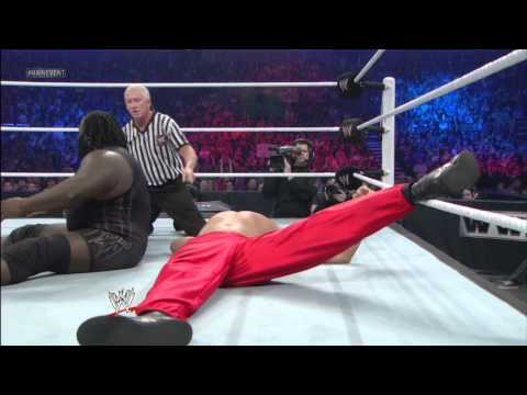 WWE Main Event - Mark Henry vs. The Great Khali: April 24, 2013