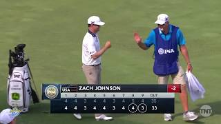 Top 5 shots of the PGA Championship first round