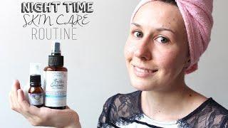 Ma routine soins du soir naturelle / bio | Automne 2014 Thumbnail