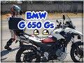 Una Excelente Compañera de Viaje BMW G650 GS