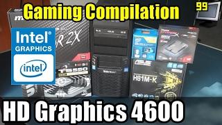 12 Games on Intel HD Graphics 4600 (GTA5, BF4, FC4, AC & More)