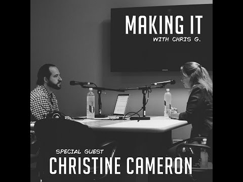 Christine Cameron on Creating a Unique Product and Fan Experience with Chris G. (Audio Only)