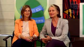 Dr Kerryn Phelps and Jackie Stricker Phelps tell us the best thing about being a Mum.
