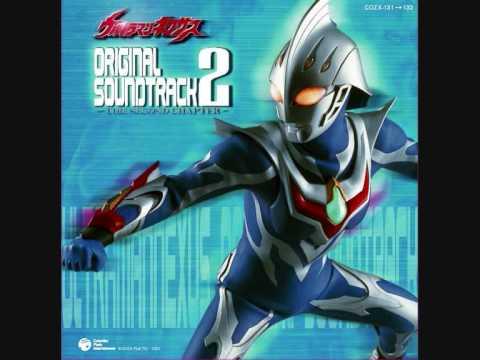Ultraman Nexus OST 2 - Ren's Theme - A Love Story