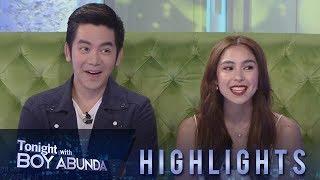 TWBA: Joshua and Julia shares interesting revelations in 5 in 45