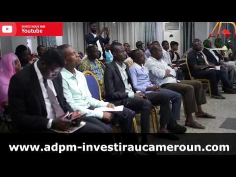 "investment talk part 3 ""C"" : Agribusiness au Cameroun"