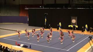 Cheerleading SM 2014, Dynamites Cheerleading Diamonds