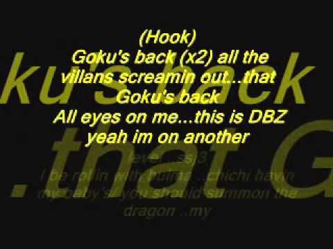Goku's Back Lyrics