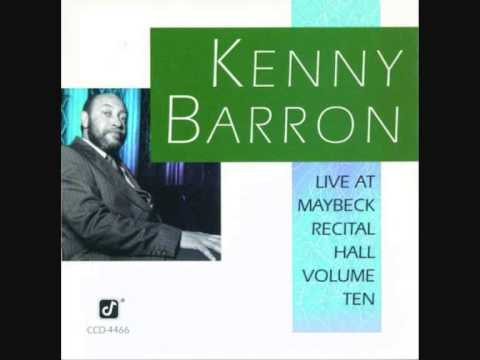 Kenny Barron   Live at Maybeck Recital Hall vol 10)   Skylark