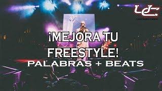 INSTRUMENTAL   PALABRAS | PRACTICA DE FREESTYLE #3 | Beat Bo...