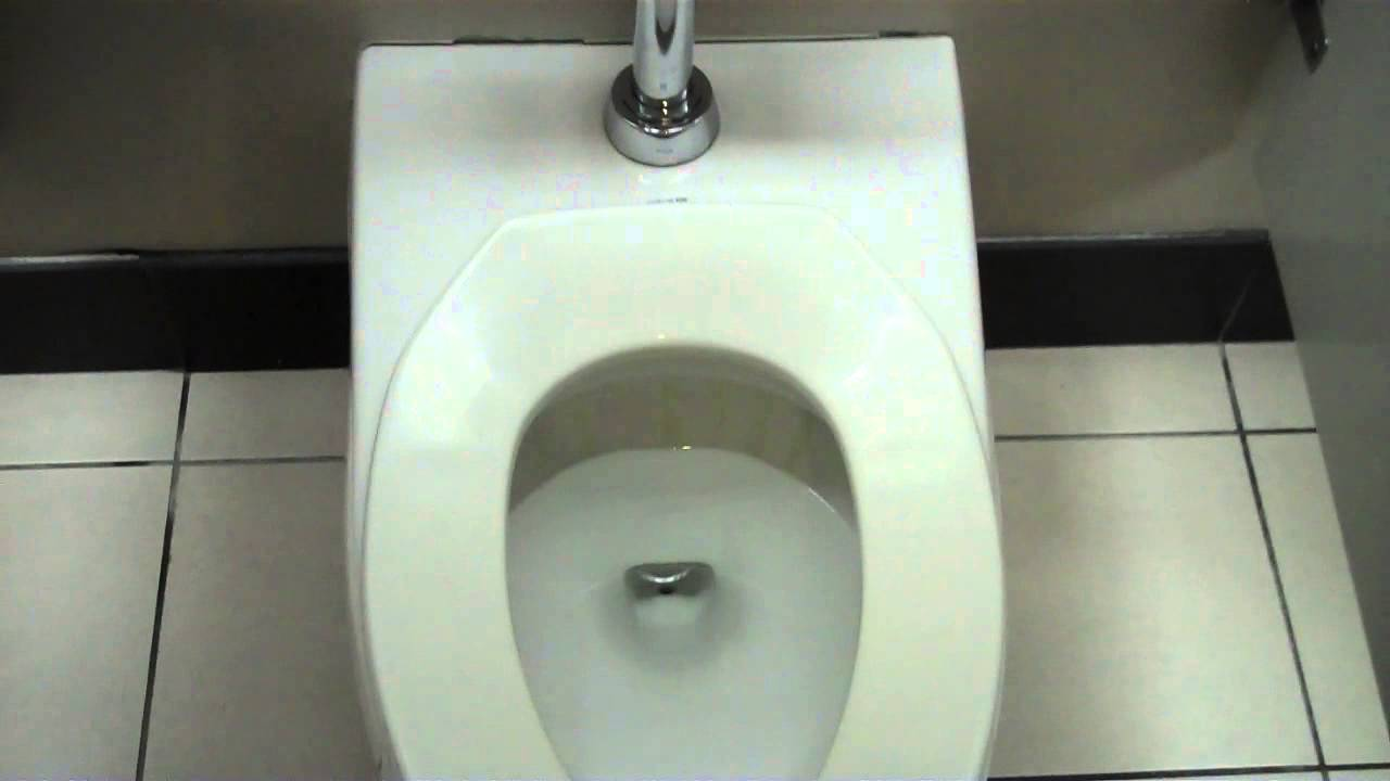 Kohler Toilets and Kohler Urinals at a Hospital - YouTube