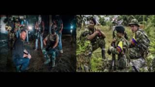 La conexión entre el Cártel de Sinaloa y las FARC.
