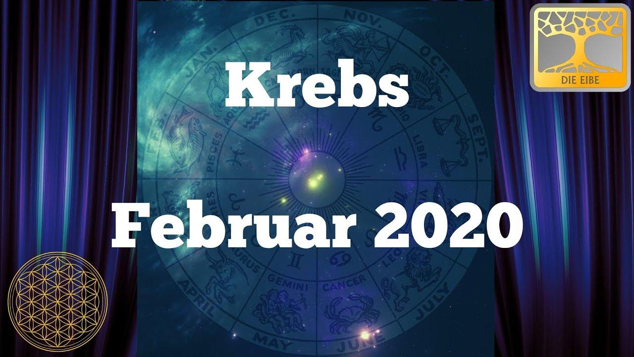 horoskop krebs februar