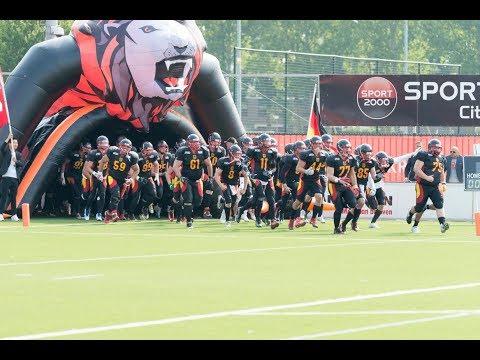 EM Qualifikation U19 Nationalmannschaft 2017 American Football