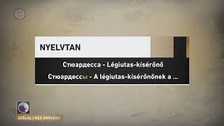 Szólalj meg! – oroszul, 2017. október 11.