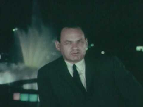 "(6/6) RARE 1964 NBC COLOR TV SPECIAL - ""A World's Fair Diary"" with Edwin Newman"