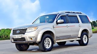 (ĐÃ BÁN) Ford Everest 2009 máy dầu, số sàn - đẹp xuất sắc, máy số nguyên bản | 0966680444