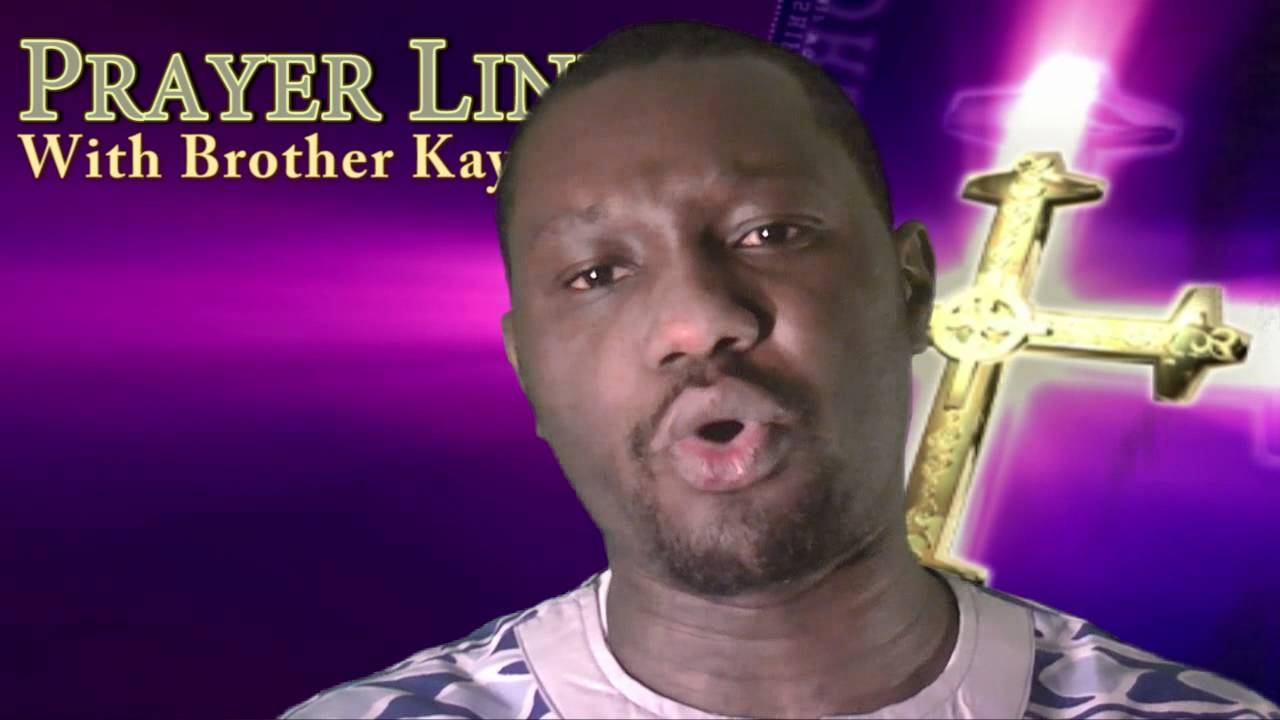 """Brother Kay ( Prayer line): """" FORGET THE PAST """" prayer ..."""