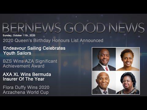"Bernews ""Good News"" Sunday Spotlight, October 11, 2020"