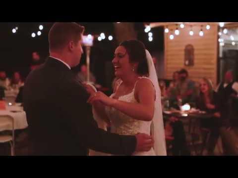 "Jill + Trevor | ""Speechless"" by Dan + Shay"